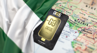 "Nigeria creates a ""gold springboard"" for its economic leap"
