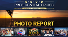 [Photo report]: The Presidential Cruise 999,9