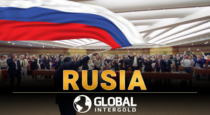 [VÍDEO]: Global InterGold en Rusia: el oro cambia vidas