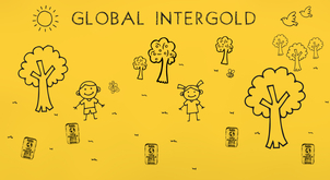 La meta de GLOBAL INTERGOLD
