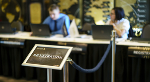First step to the Global Convention: Registration