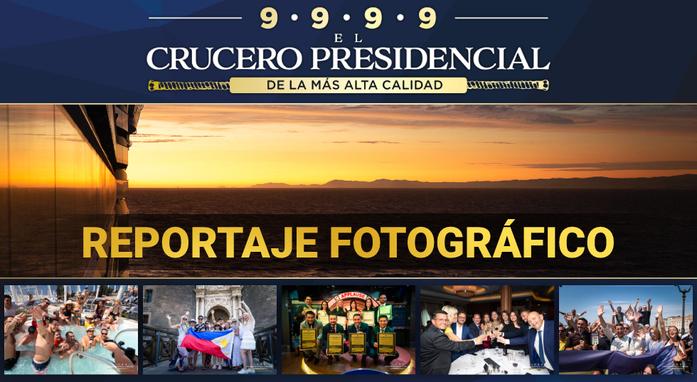 [Reportaje fotográfico]: El Crucero Presidencial 999,9