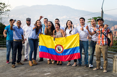 How can people benefit even more from the gold business in Colombia?