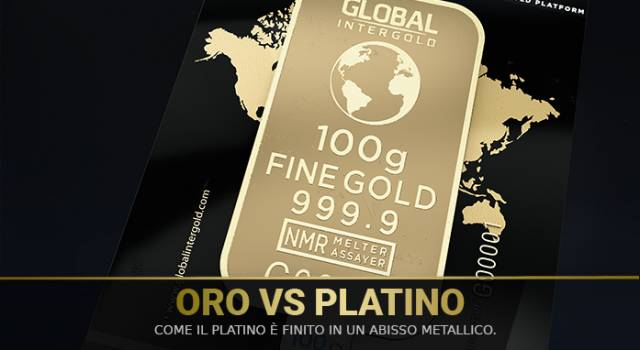 La lettura imperdibile dell'estate: l'oro supera il platino