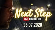 """LIVE conference """"NEXT STEP"""""""