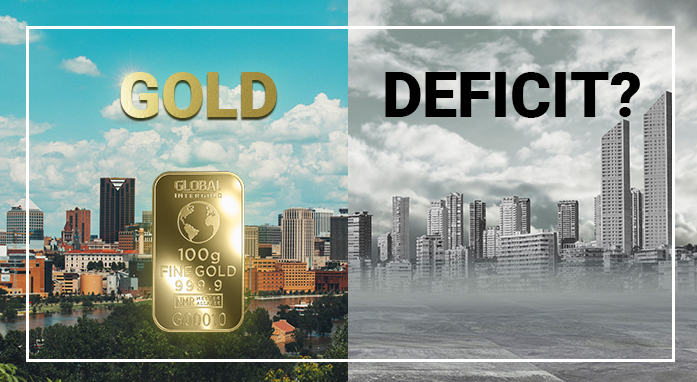 Is the world ready for a gold deficit?