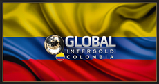 Global InterGold's activities in Colombia