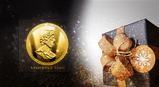 Five reasons to give a gold bar as a gift