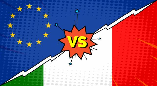 Dissatisfaction in Italy grows along with the economic stagnation