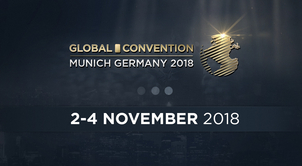 Global Convention: De qué hablaremos en Munich.
