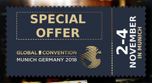 Go to Global Convention 2018 together with your team!