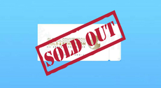 Record hit! For the first time in GIG's history, all tickets were sold out three weeks before the conference!