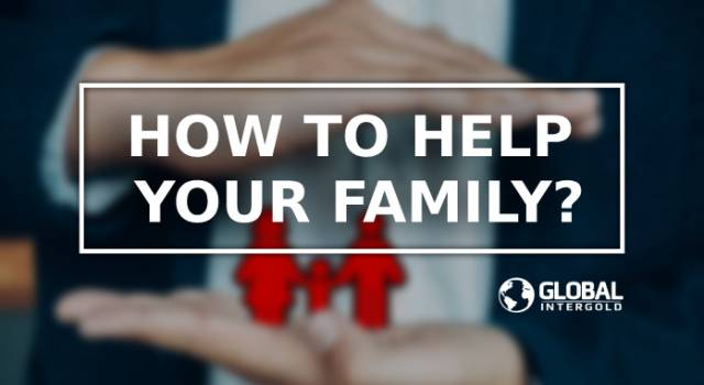 How to help your family?