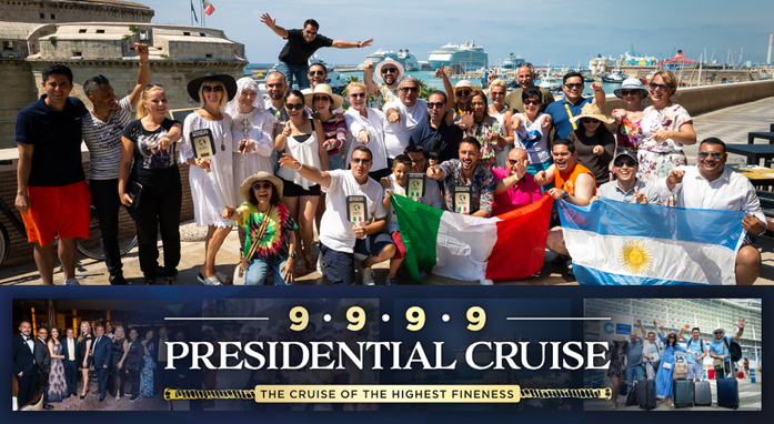 The Presidential Cruise 999,9 — Lifestyle