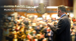 GLOBAL CONVENTION 2018: achieve high results in business!