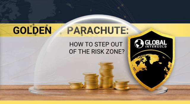 Golden Parachute: How to step out of the risk zone?