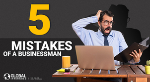 5 mistakes of an aspiring entrepreneur