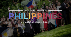 The gold business booms in the Philippines!