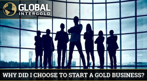 3 reasons to start a gold business