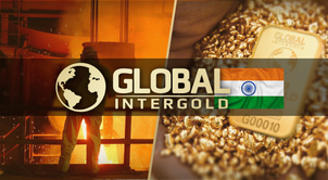 Global InterGold starts production of gold in India