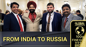 [Video] Global InterGold: From India to Russia