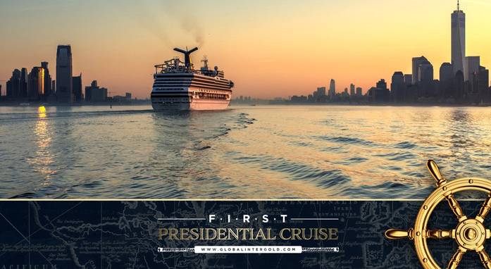 The First Presidential Cruise
