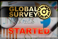 The Global Survey has started!