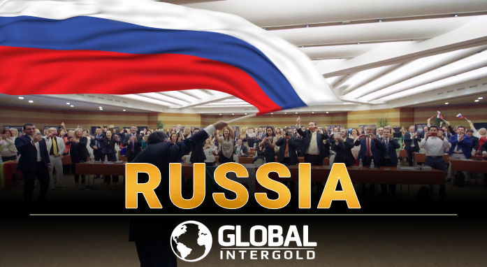 [VIDEO]: Global InterGold in Russia — L'oro cambia le vite