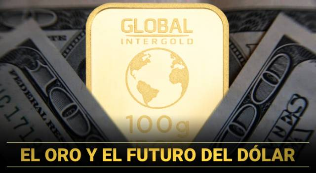 El oro: la moneda del futuro