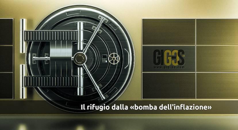 """Il rifugio dalla """"bomba dell'inflazione"""""""