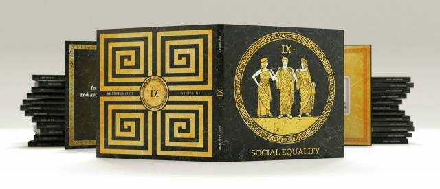"THE ""ARISTIPPUS' GOLD"" COLLECTION: SOCIAL EQUALITY"