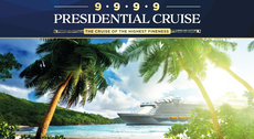 The Presidential Cruise 999,9 – let's hit the road!