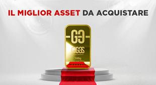 Per le banche l'oro è il principale asset del 2020