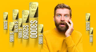 Dove è diretto l'oro? Le opinioni di esperti