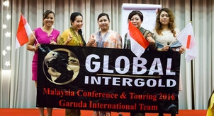 [VIDEO] La conferencia en Malasia de Global InterGold