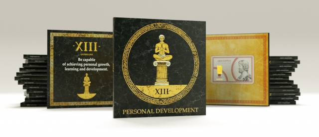 "THE ""ARISTIPPUS' GOLD"" COLLECTION: PERSONAL DEVELOPMENT"