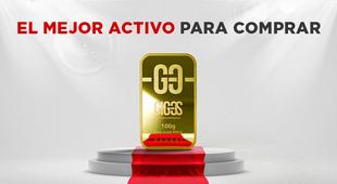 Banqueros: el oro es el mejor activo del año 2020