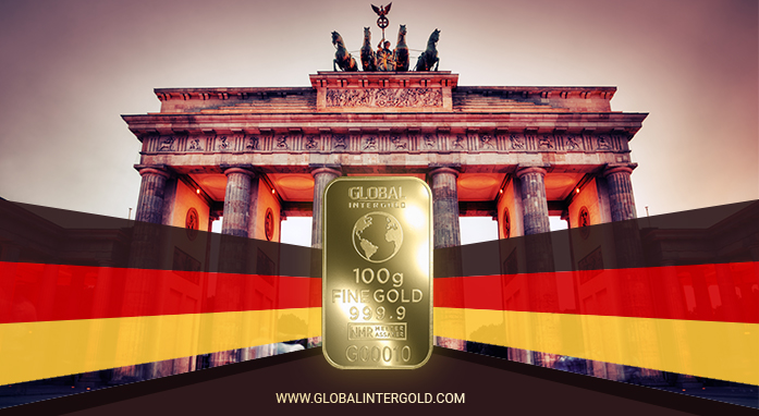 Germany: how much gold does an ordinary citizen have
