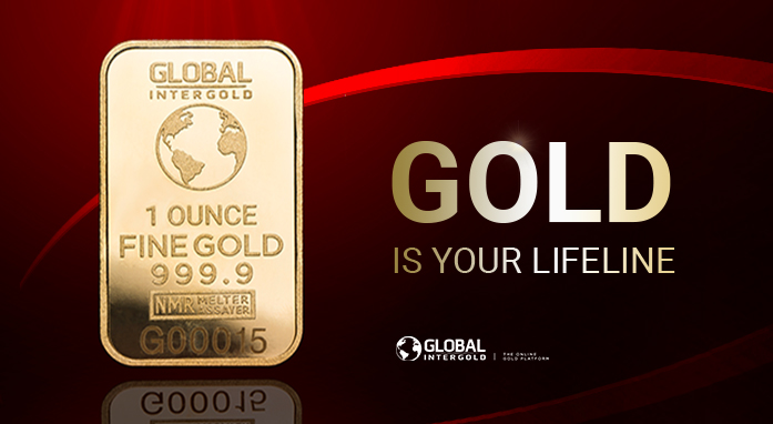 Why is gold — your lifeline?