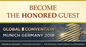 Become the honored guest at the Global InterGold conference
