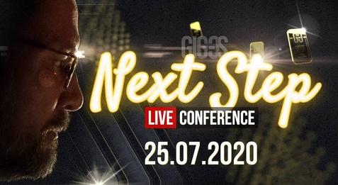 LIVE-конференция «NEXT STEP»