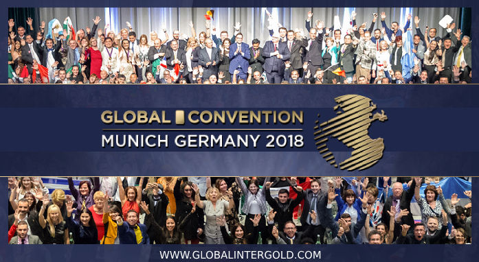 GLOBAL CONVENTION 2018: THE MAIN EVENT OF THE YEAR WAS A SUCCESS!