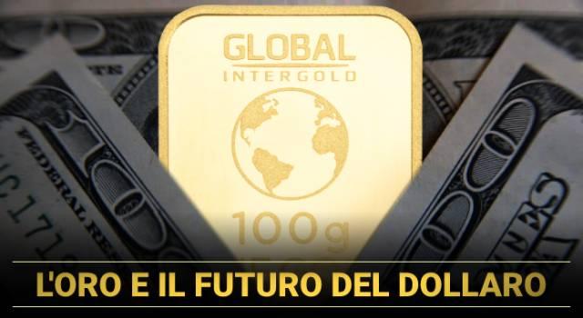 L'oro è la valuta del futuro