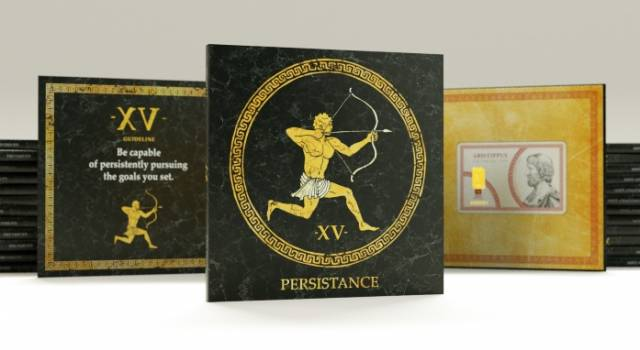 "THE ""ARISTIPPUS' GOLD"" COLLECTION: PERSISTENCE"