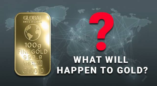 The economic degradation*: what will happen to gold?
