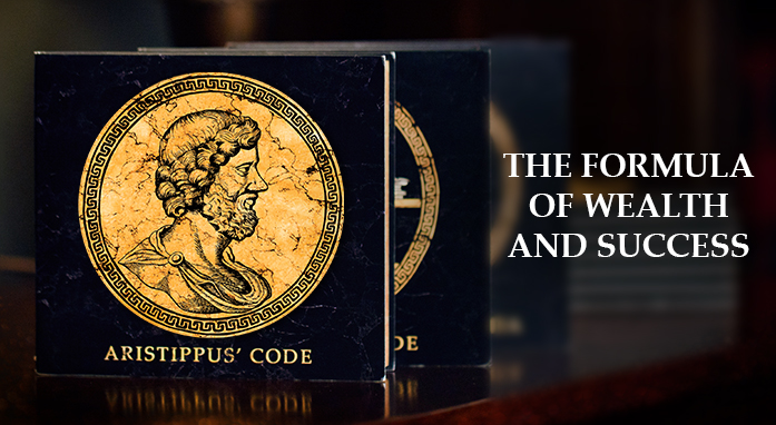 The formula of wealth and success: the Aristippus' Code