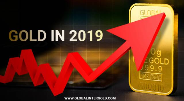 Gold in 2019: $1,500 per ounce!