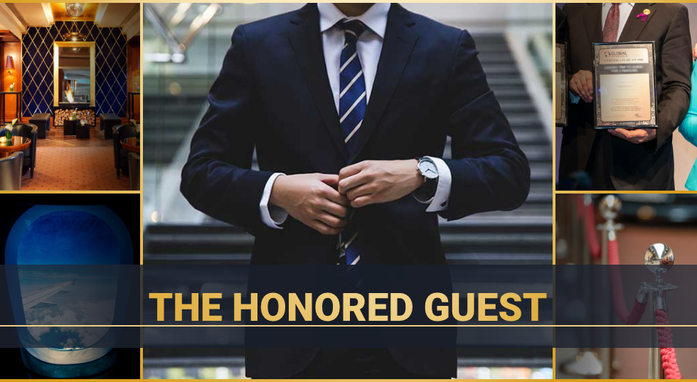 The Honored Guest — a goal worthy of effort, a result worthy of respect!