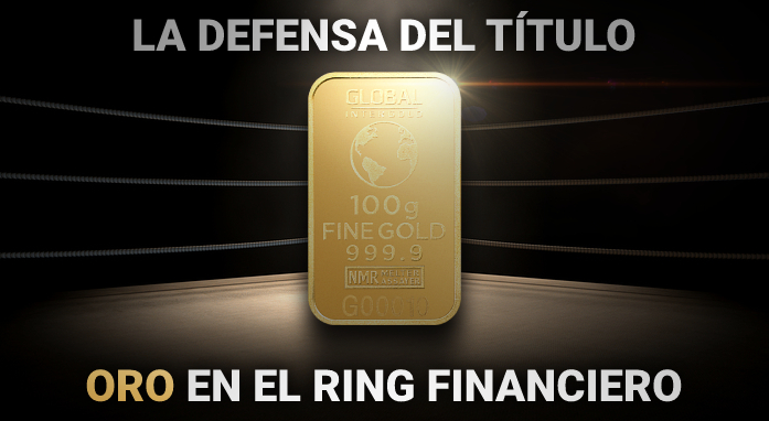 La defensa del título: oro en el ring financiero