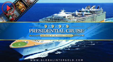 [VIDEO]: The Presidential Cruise 999,9